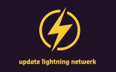 Update lightning netwerk (nog niet contextueel nagelezen)