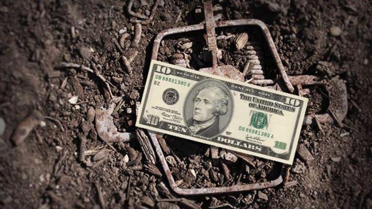 De dollar met uitsterven bedreigd!