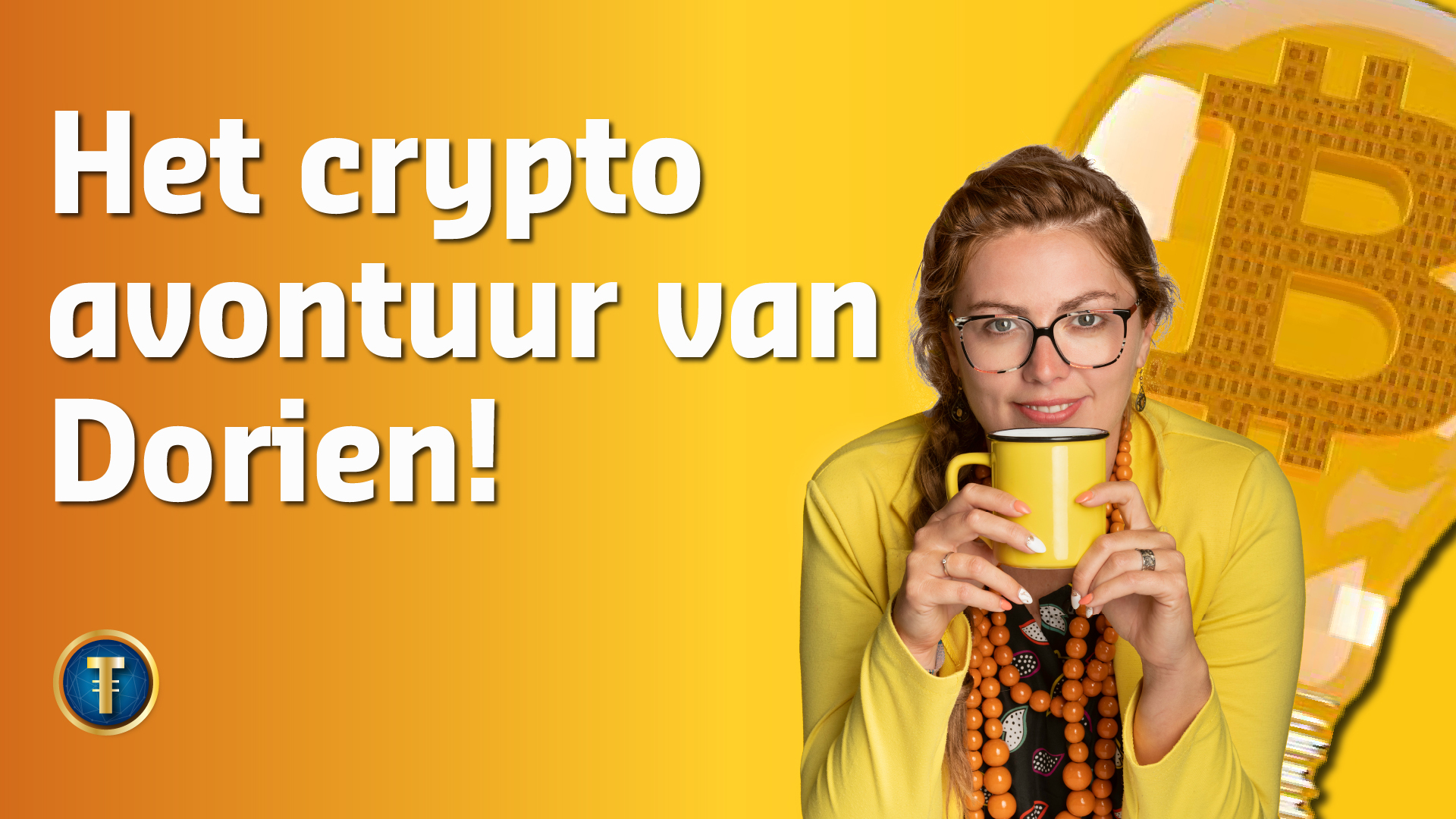 Dorien neemt u mee in haar crypto avontuur!