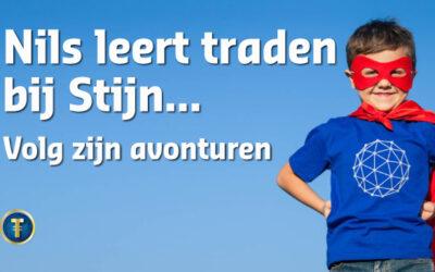 Nils leert traden bij Stijn! Volg zijn avonturen…deel 3