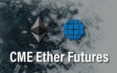 CME ETH Futures positief of negatief voor Ethereum?