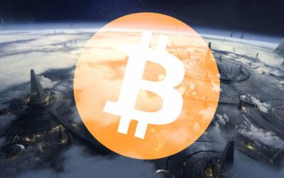 Bitcoin is de meest duurzame manier om in opstand te komen en bedrijven doen mee!!!