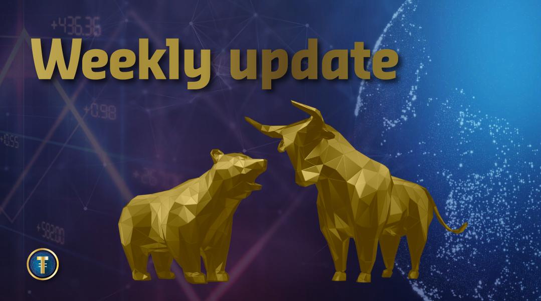 Wekelijkse update 7 juni – 13 juni